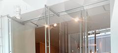 Tisar - Puertas en cristal