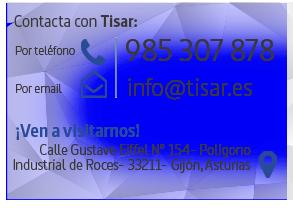 Tisar - Tecnología de accesos